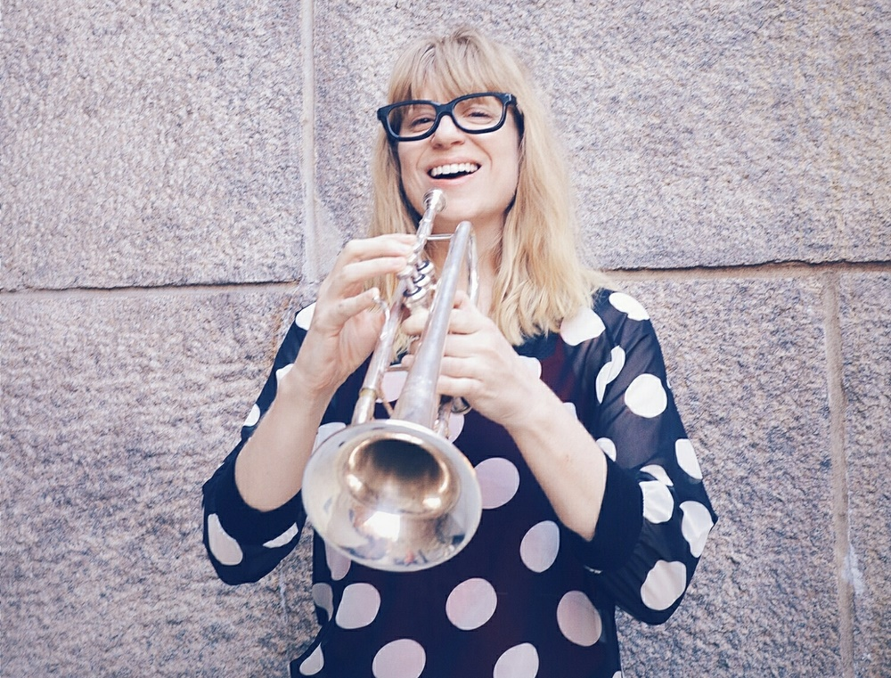 Jennifer Harder trumpet